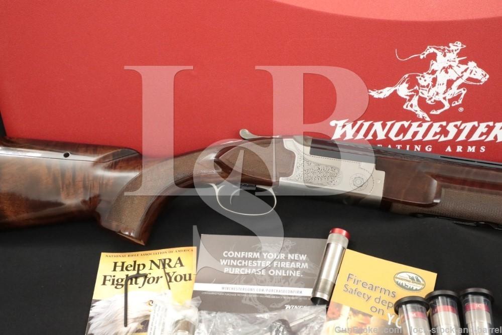 Winchester FN 101 Pigeon Sporting 32″ 12 GA O/U Over Under Shotgun, 2010