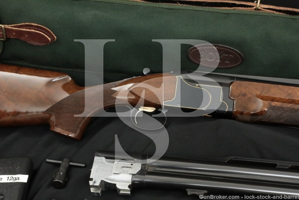 Winchester 101 American Flyer Live Bird 28″ & 29 1/2″ Combo Set 12 GA, 1987