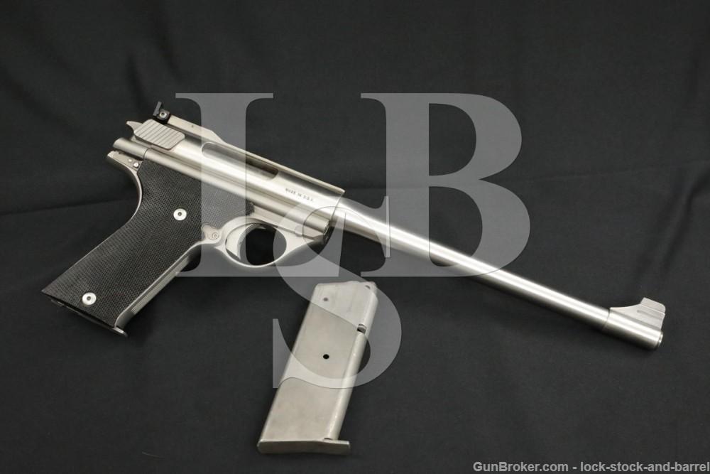 "TDE Trade Deed Estates Auto Mag 160 .357 AMP 10.5"" Semi-Auto Pistol C&R"