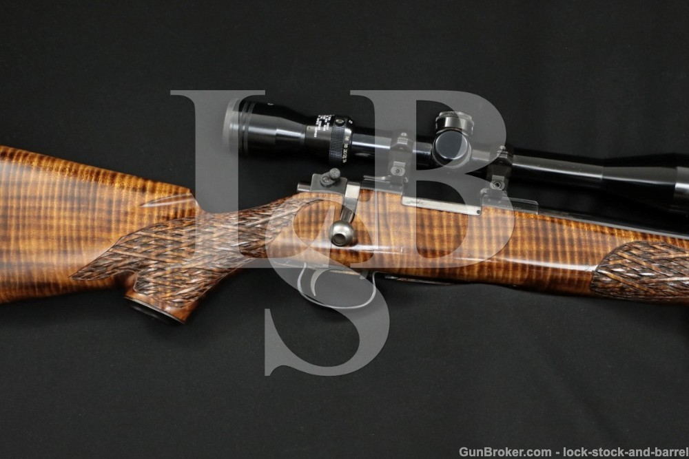 SAKO Ruhimaki L46 L-46 Shilen .222 Remington Scope Bolt Rifle 1960-1962 C&R