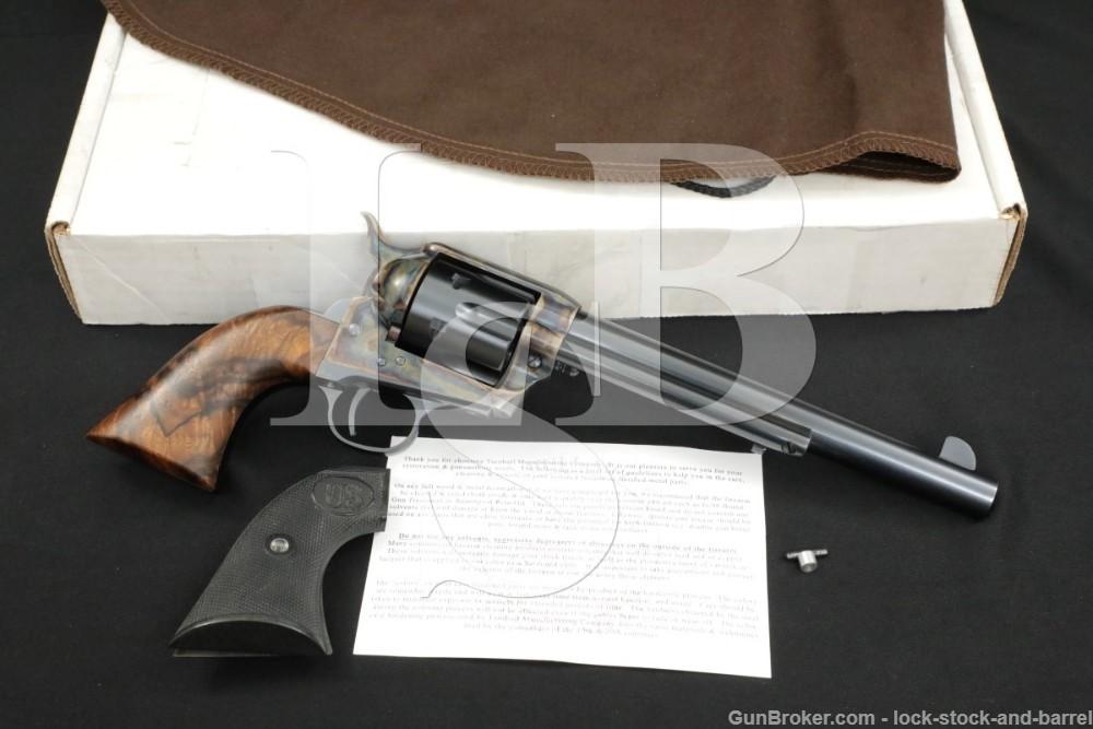U.S. Firearms USFA Doug Turnbull DT Cowboy Classic SAA .45 Colt Revolver