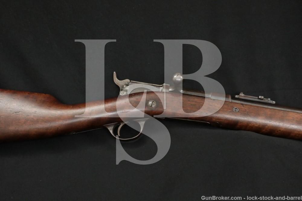 """Remington-Keene Frontier Rifle .45-70 Govt 24.5"""" Bolt Action MFD Antique"""