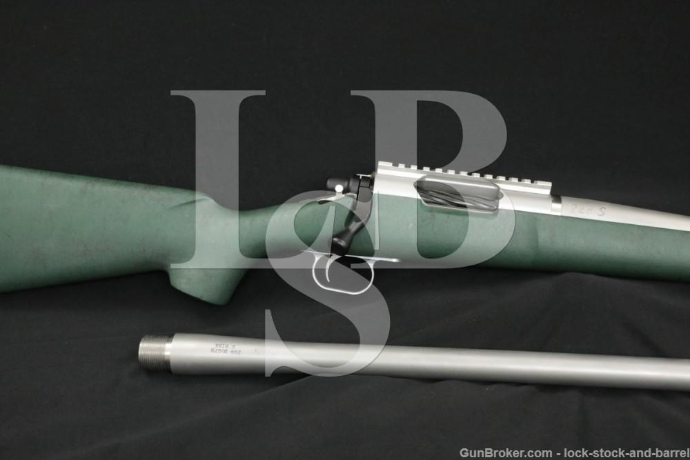 Dave Sink Custom Stiller Predator .223 Remington/.204 Ruger Target Rifle
