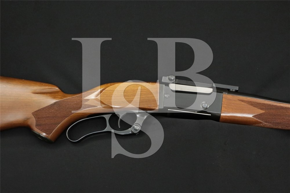 """Savage Model 99C Series A 99-C .308 Win 22"""" Box Mag Lever Action Rifle 1985"""