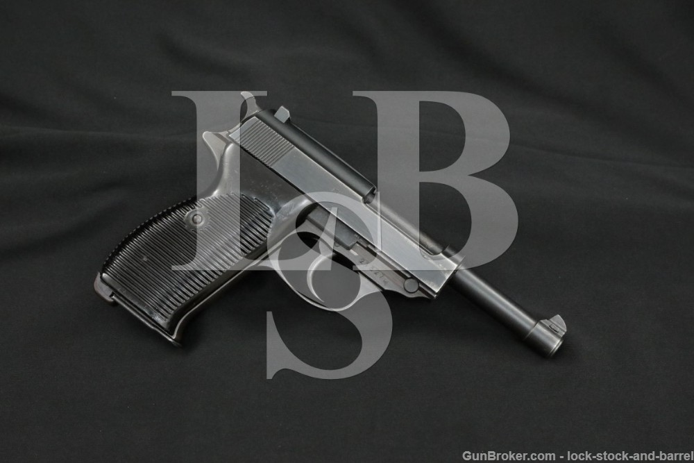 Walther Model HP Wehrmacht Purchase Like P.38 9mm Semi-Automatic Pistol C&R