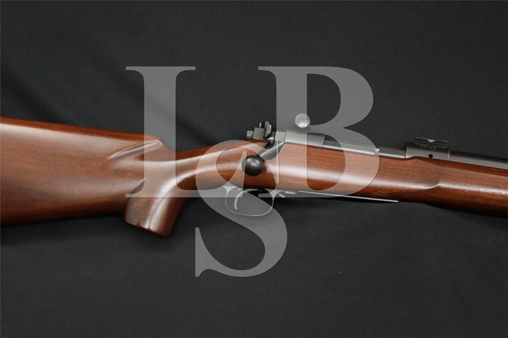 Pre-64 Winchester Model 70 Target G7048C .220 Swift Bolt Rifle, 1943 C&R