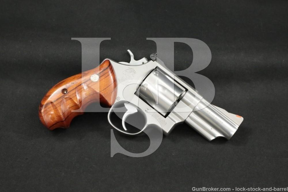 """Smith & Wesson S&W Model 629-1 .44 Mag 3"""" Round Butt DA/SA Revolver"""