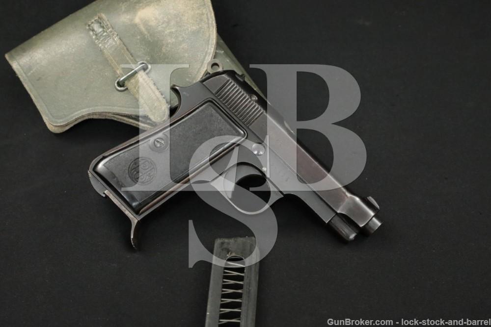 Beretta 1934 M1934 M-1934 9mm Corto .380 ACP Semi-Automatic Pistol 1941 C&R