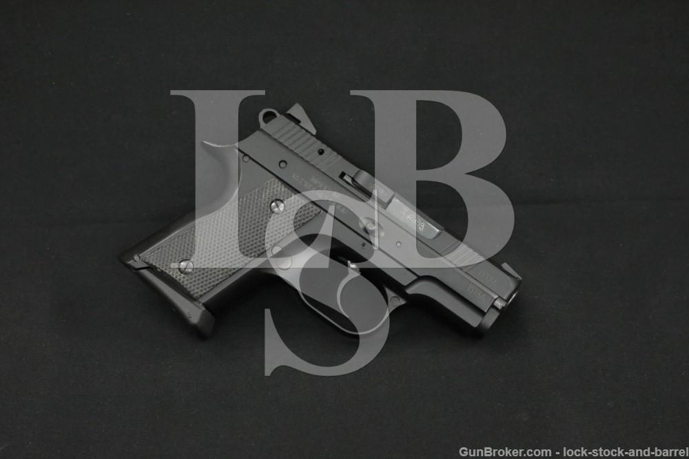 "CZ-USA Model 2075 Rami .40 S&W 3"" Black Semi-Automatic Pistol, MFD 2004"