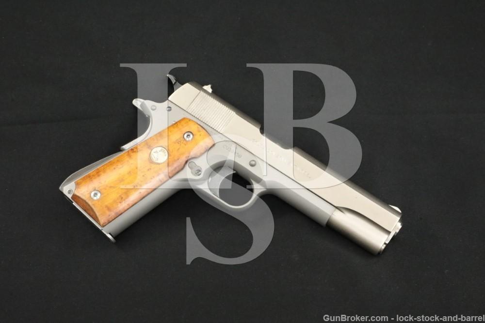Colt 1911 Government Model Series 70 .45 ACP Semi-Auto Pistol, 2014