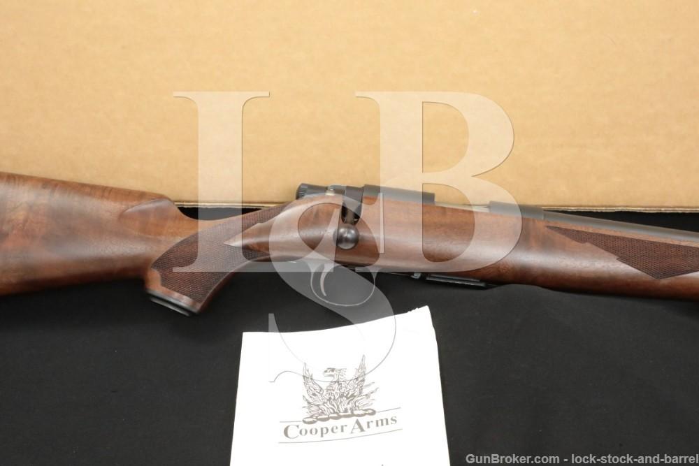 "Cooper Montana 57-M Classic 57M .17 HMR 22"" Box Magazine Bolt Action Rifle"