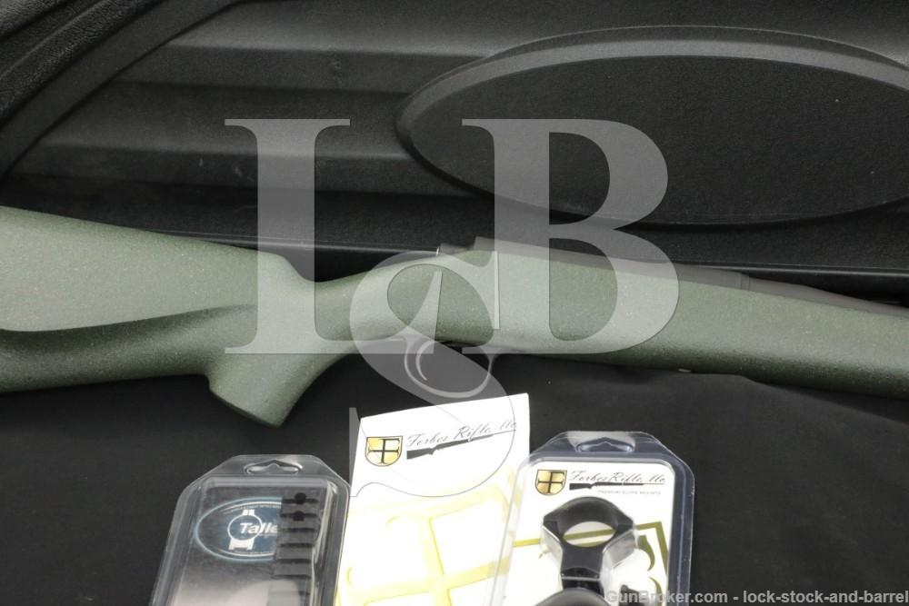 Forbes Model 24B Left Hand 6.5×55 Swedish 24″ Bolt Action Rifle MFD 2014
