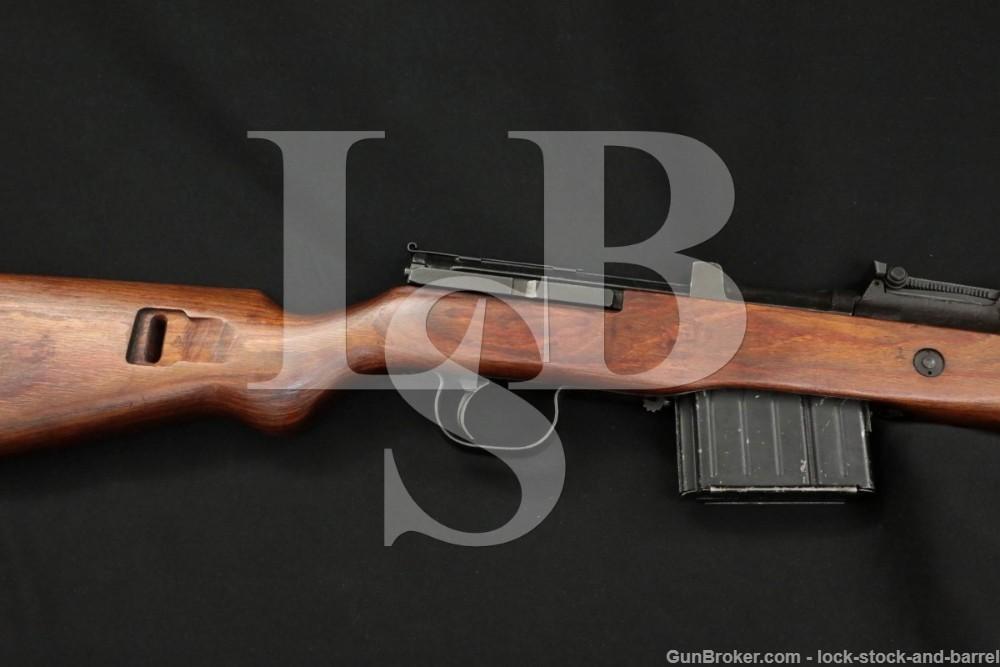 German K43 Karabiner 43 G43 Nazi qve 45 8mm Mauser Semi Auto Rifle C&R