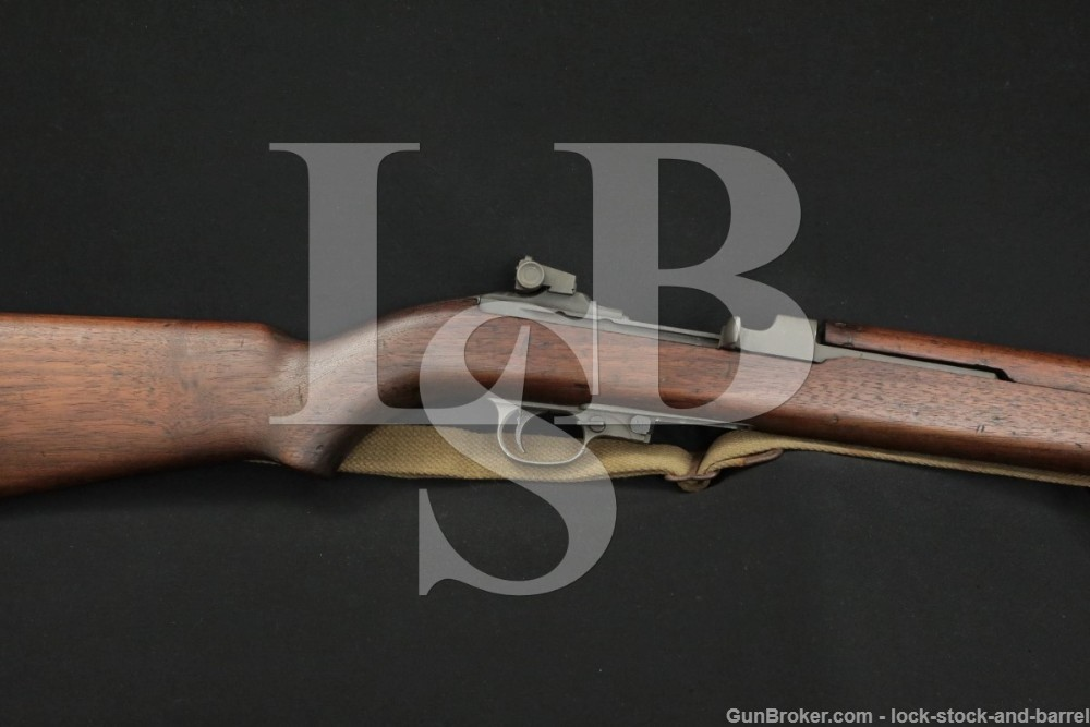 IBM M1 Carbine I.B.M. Corp .30 Semi Auto Rifle MFD 1944 C&R
