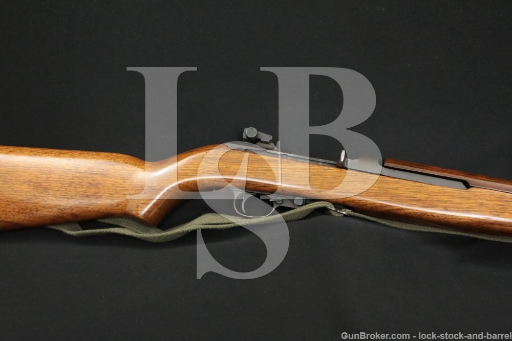 Inland Division M1 Carbine .30 Cal Semi Automatic Rifle MFD 1943 C&R