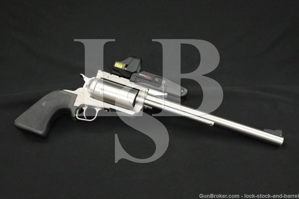 """Magnum Research Model BFR Biggest Finest Revolver .45-70 Govt 10.75"""""""