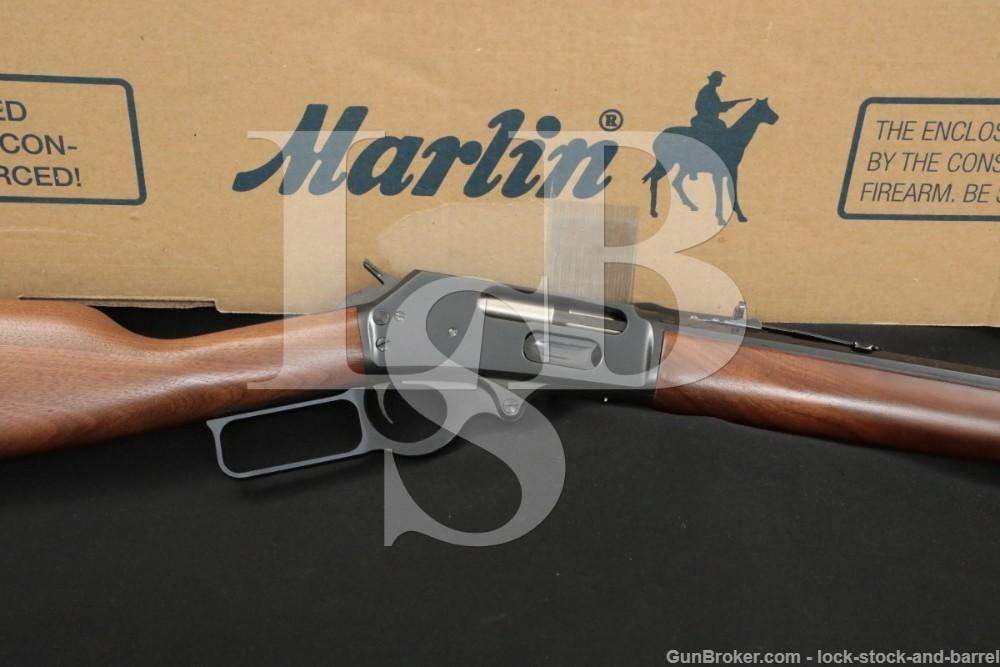 Marlin Firearms Co. Model 1895CB 1895-CB .45/70 Govt. 18.5″ Lever Rifle