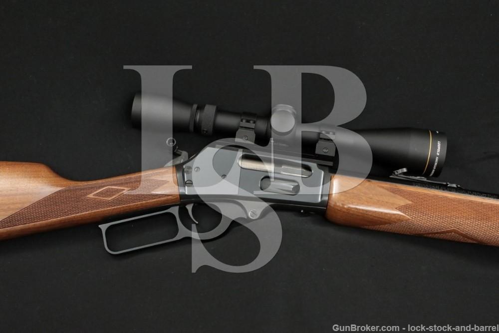 Marlin Firearms Co. Model 1895M .450 Marlin 18″ Lever Action Rifle MFD 2001