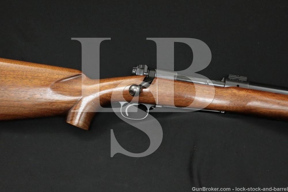 Pre-64 Winchester Model 70 Bull Gun G7093C .300 H&H Mag Bolt Rifle 1958 C&R