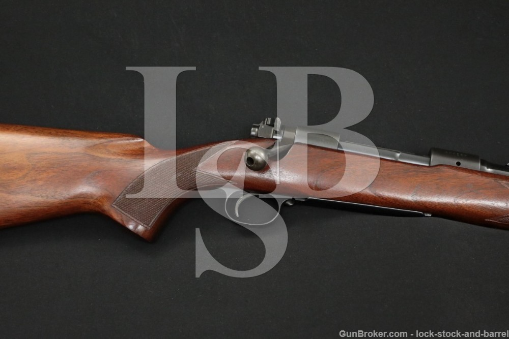 Pre-64 Winchester Model 70 Featherweight .358 Win. Bolt Rifle, MFD 1955 C&R