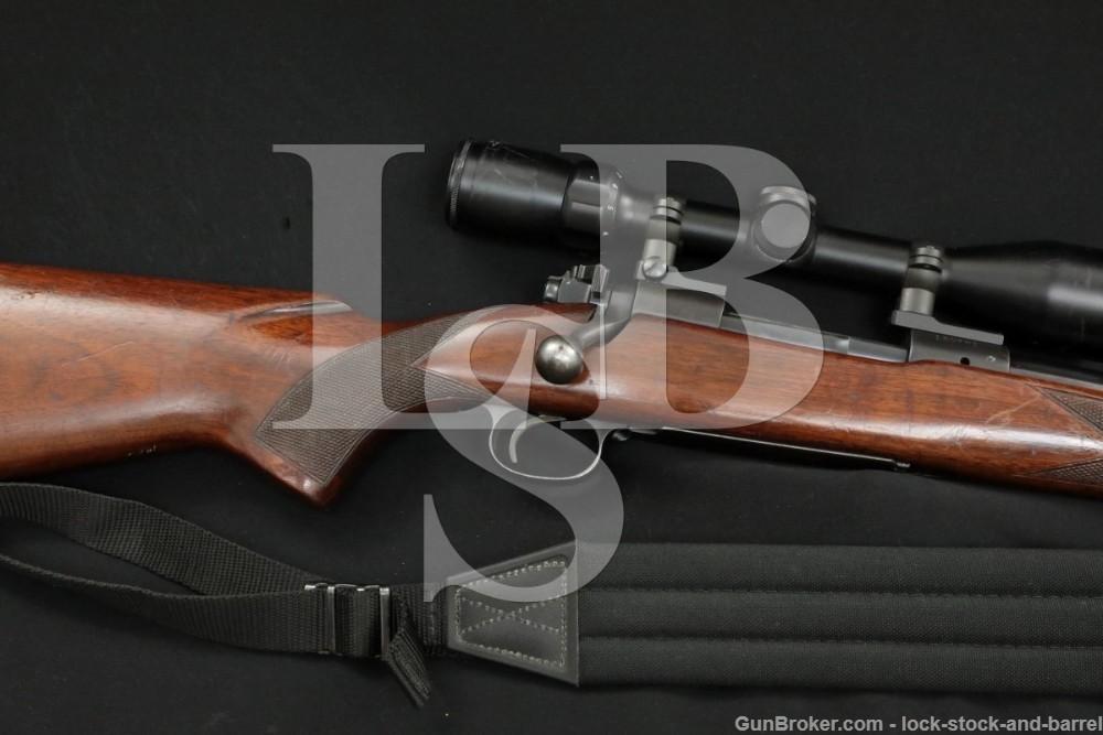 """Pre-64 Winchester Model 70 Standard .30 Gov't 06 24"""" Rifle 1949 C&R"""