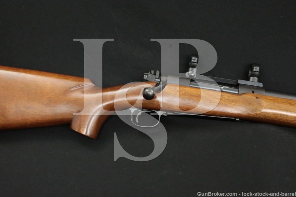 "Pre-64 Winchester Model 70 Target G7048C .220 Swift 26"" Bolt Rifle 1948 C&R"