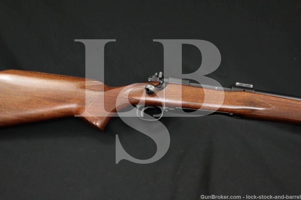 Pre-64 Winchester Model 70 Varmint G7012CN .243 Win. Bolt Rifle, 1957 C&R