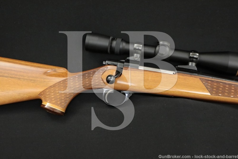 Pre-Garcia Sako Forester 243 Winchester Bolt-Action Rifle MFD 1965-1968 C&R