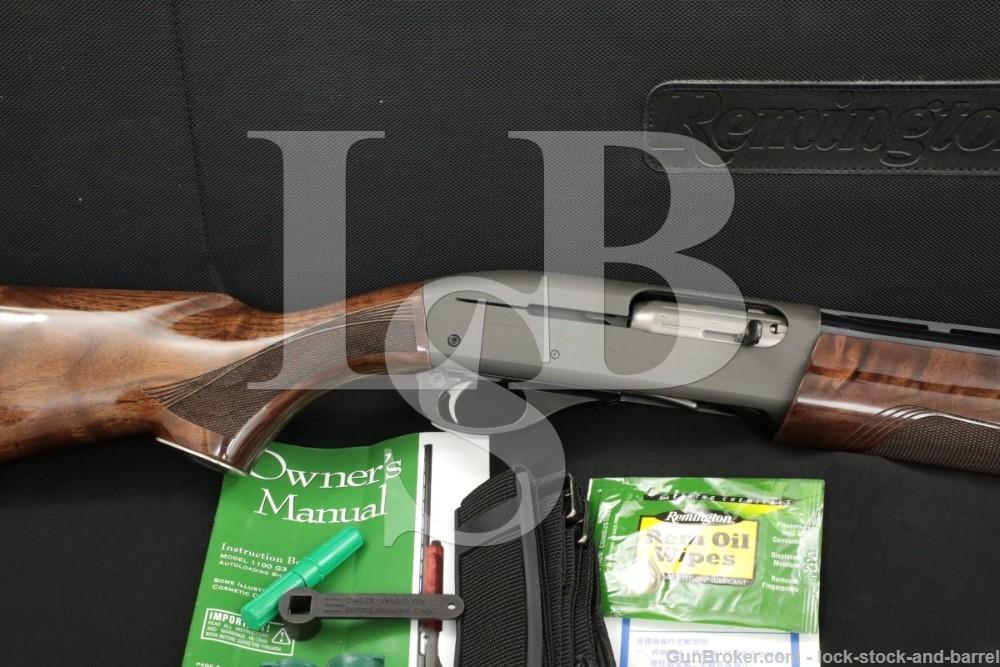 "Remington Model 1100 G3 28"" ProBore Choke Semi-Automatic Shotgun MFD 2006"
