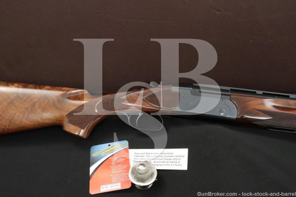"""Remington Model 3200 Competition Skeet 12 GA 26"""" Over Under O/U Shotgun"""