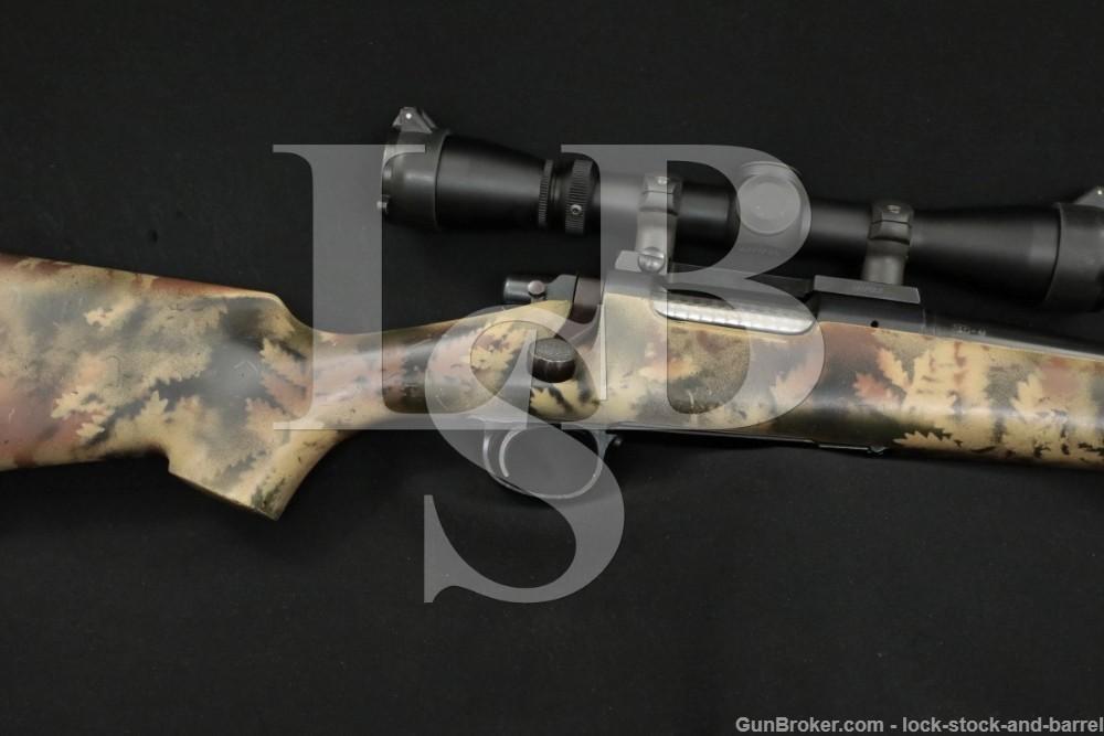 "Remington Model Seven Lightweight 7 .308 Win 18 1/2"" Bolt Action Rifle 1991"