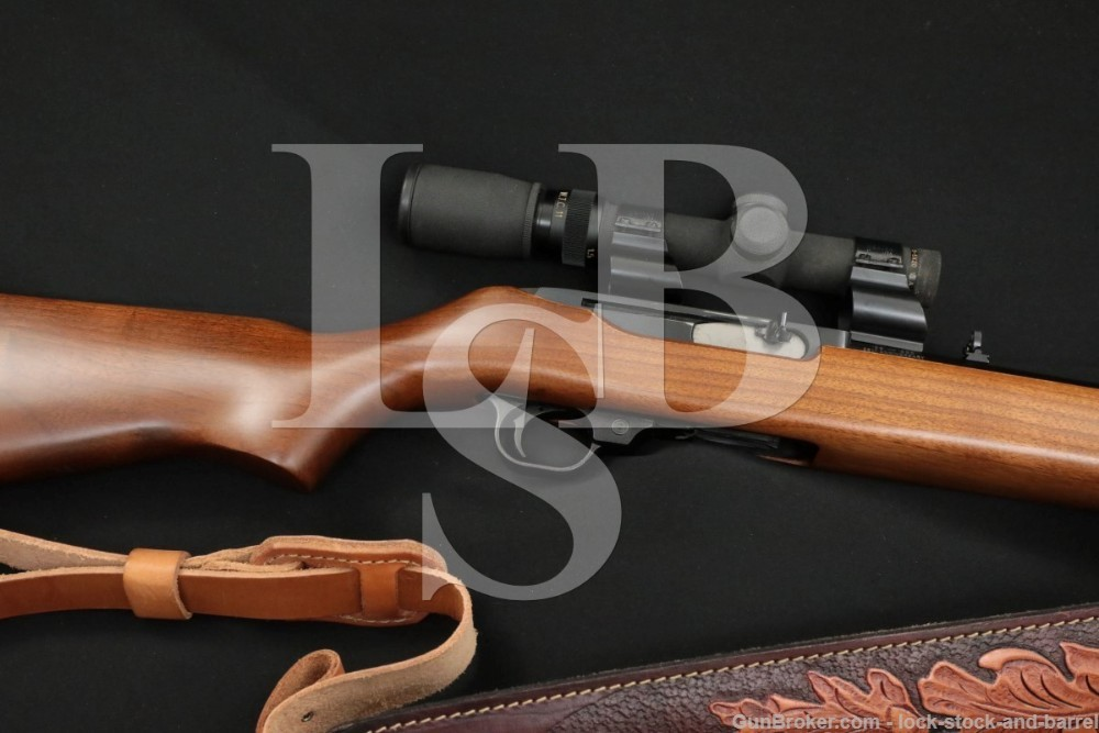 Ruger 44 Carbine 25th Anniversary 06301 44 Rem Mag Rifle, 1985