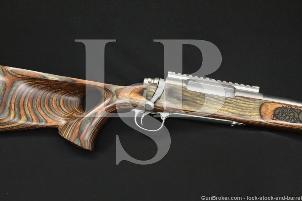 """S.G. & Y. SG&Y Custom Stiller Predator .300 Jarrett 25"""" Bolt Action Rifle"""
