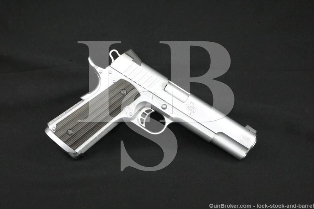 "STI International 1911 1911-A1 . 45 ACP 5"" Single Action Semi-Auto Pistol"