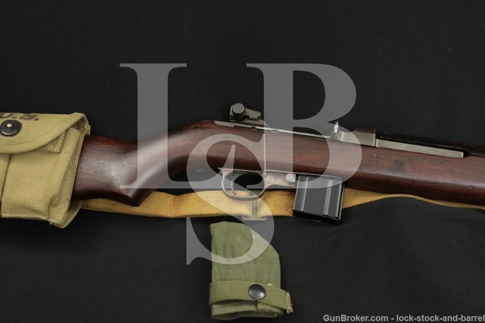 Saginaw Gear M1 Carbine SG S.G. .30 Semi Automatic Rifle Accessories C&R