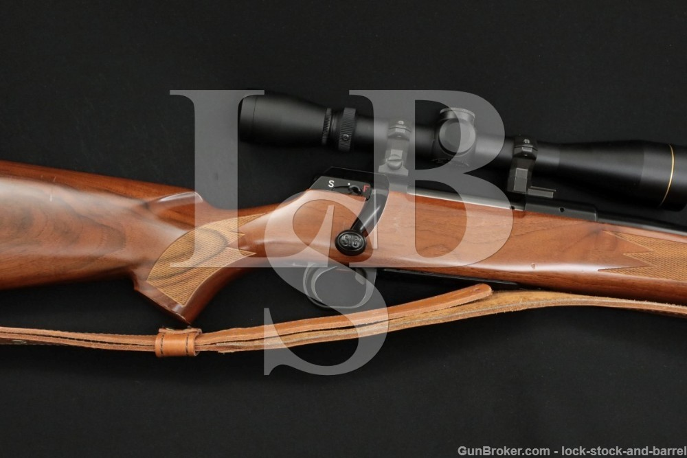 Sig Arms SHR970 SHR-970 .300 Win. Mag Scoped Bolt Action Rifle, 1998-2002