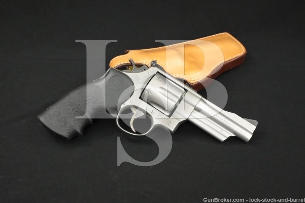 """Smith & Wesson S&W Model 629-1 .44 Magnum 4"""" DA/SA Revolver 1988"""