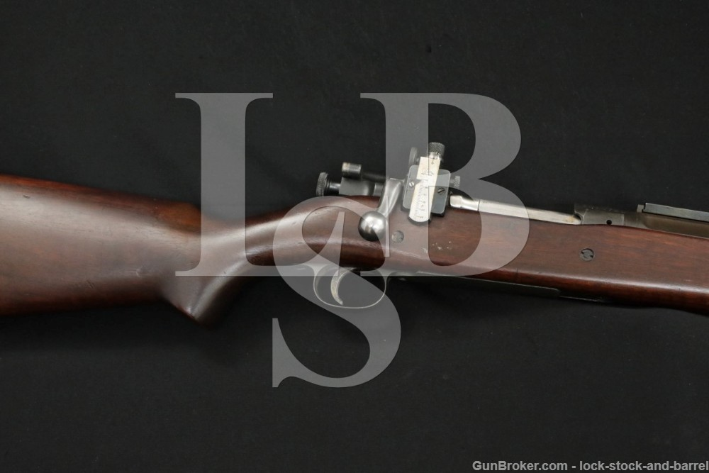 Springfield 1903 National Match Style .30-06 Bolt Action Target Rifle C&R