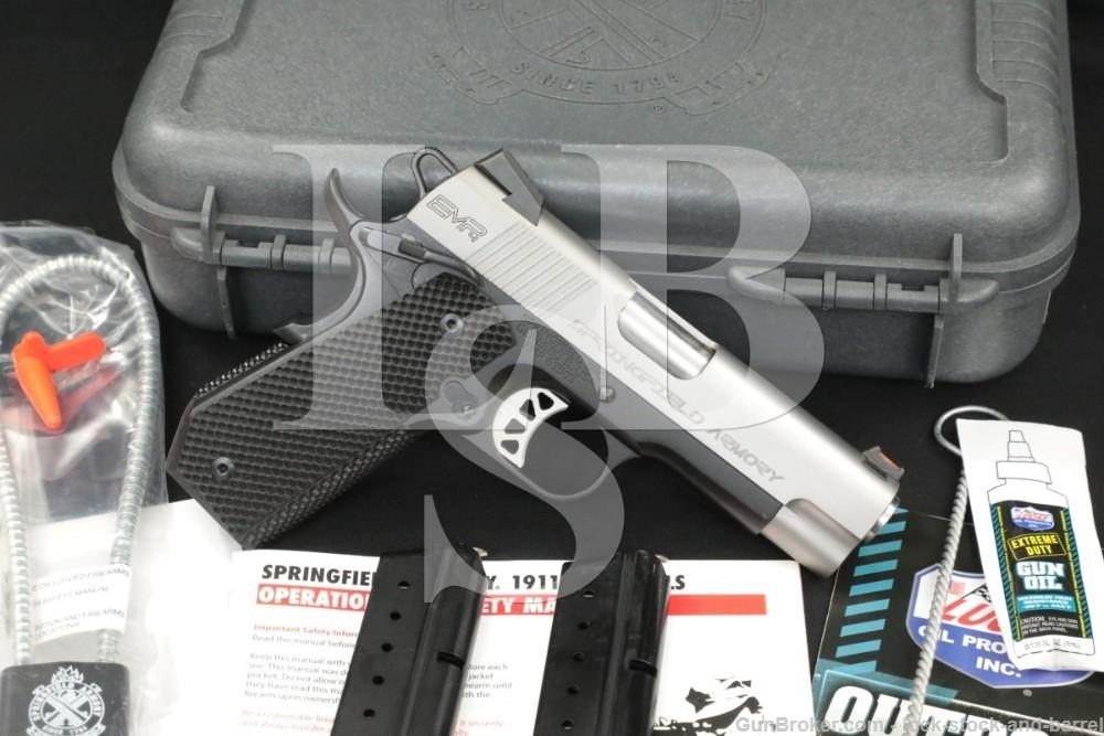 Springfield Armory Model EMP4 PI9224L .40 S&W 4″ Semi-Auto Pistol