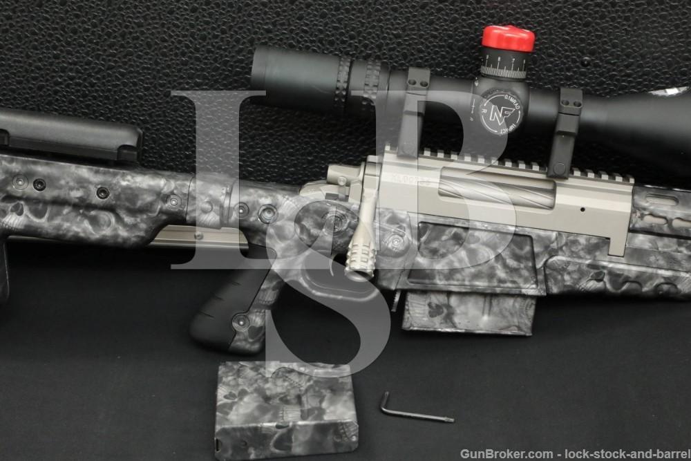 "Surgeon Rifles Model Remedy XL .338 Lapua 26"" AXAICS Bolt Rifle Nightforce"