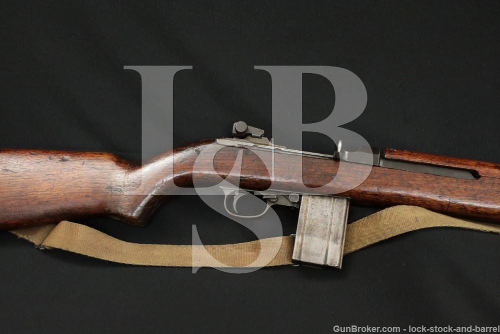 Underwood M1 Carbine .30 Semi Automatic Rifle MFD 1944 C&R