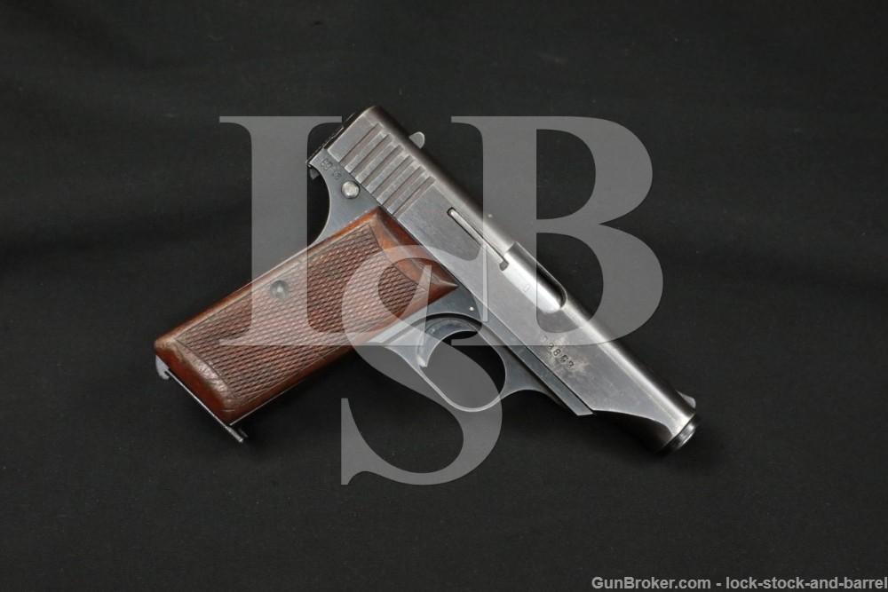 WWII Japanese Hamada Type Ichi Shiki 7.65mm .32 ACP Semi-Automatic Pistol