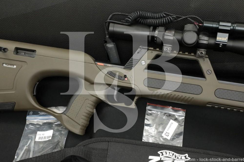 Walther G-22 G22 .22 Long Rifle Bullpup Semi Auto Rifle MFD 2001