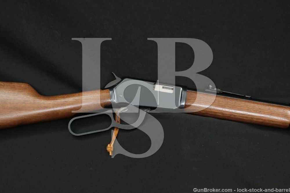 Winchester Model 9422M 9422-M .22 WMR Magnum Lever Action Rifle, MFD 1972