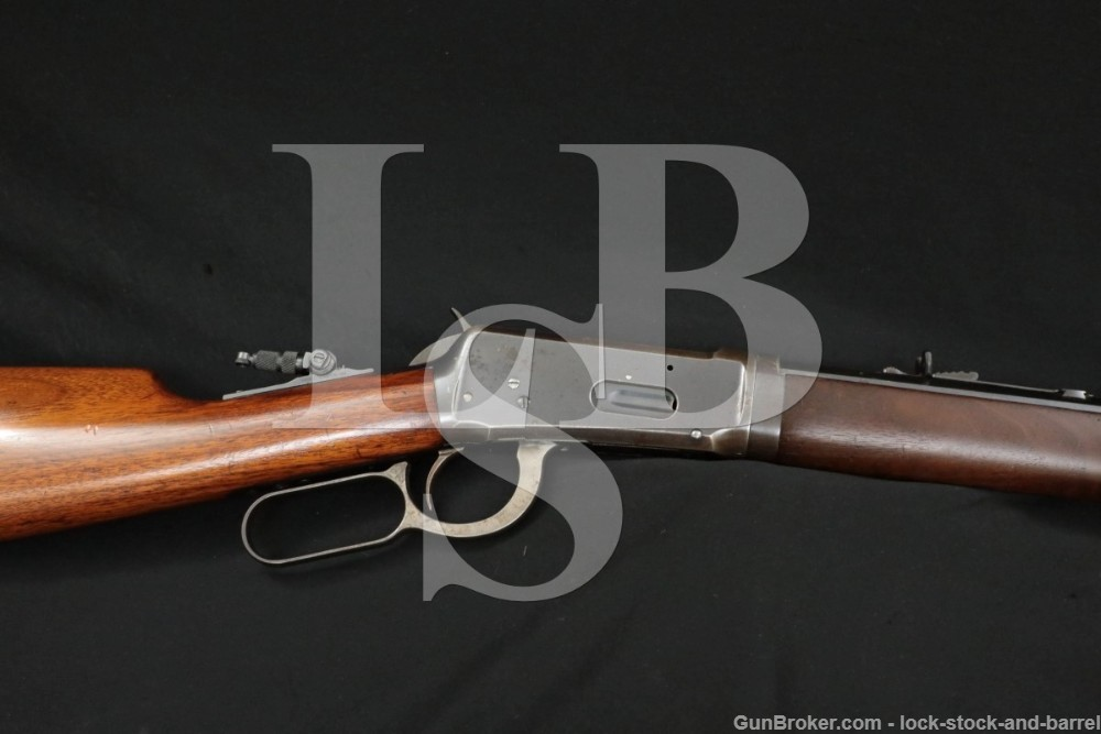 Winchester Pre-64 1894 94 Takedown .32 W.S. Lever Action Rifle MFD 1908 C&R