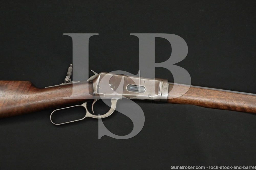 Winchester Pre-64 Model 1894 94 Takedown .30-30 WCF Lever Rifle, 1908 C&R