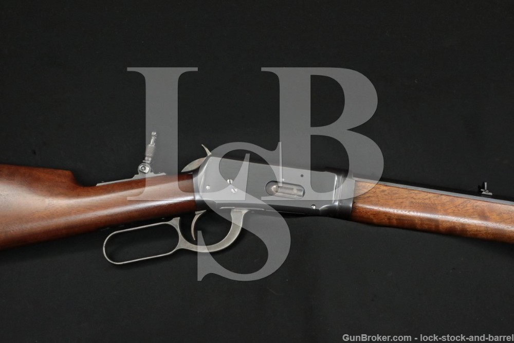 """Winchester Special Order 1894 94 .30 WCF 26"""" Takedown Lever Rifle, 1900 C&R"""