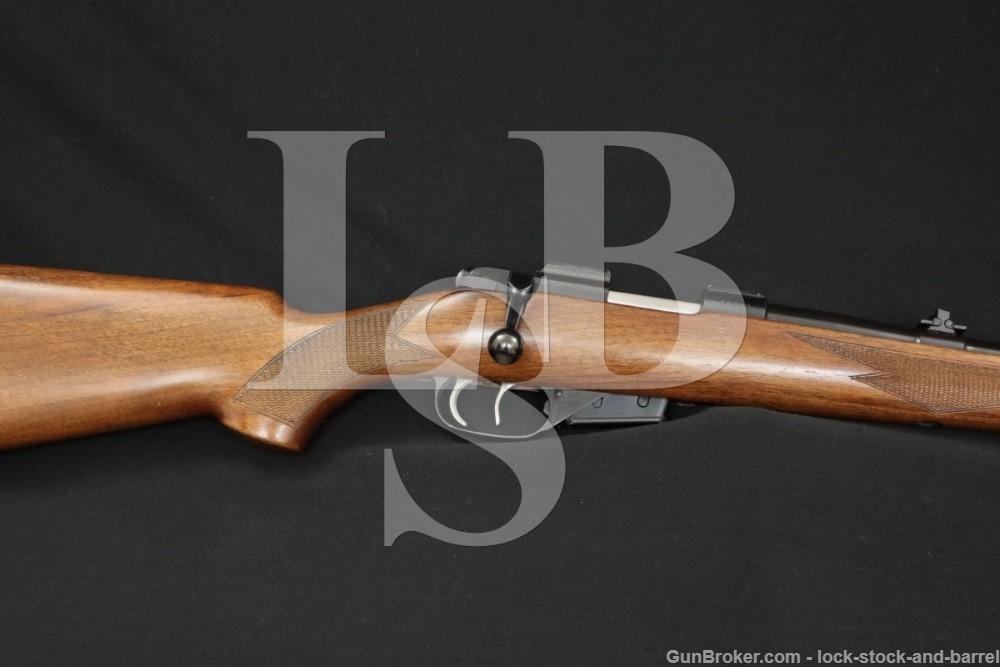Zbrojovka BRNO Model ZKW 465 .22 Hornet 22.75″ Bolt Action Rifle, 1949 C&R