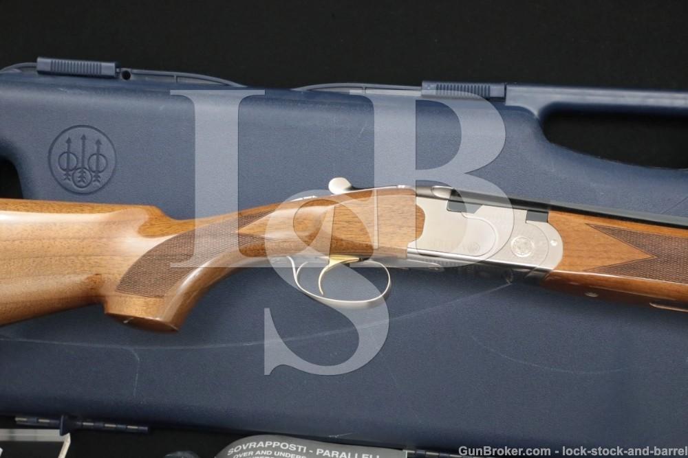 Beretta Model 686 Onyx 28 GA 28″ Double Barrel Over Under Shotgun, MFD 2003