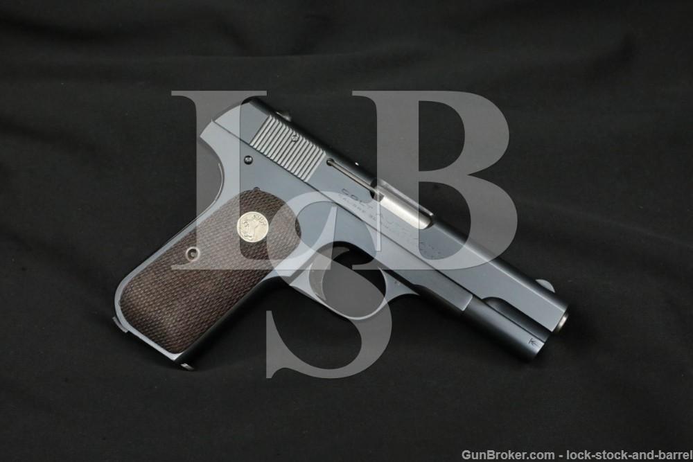 Colt 1903 Pocket Hammerless Type IV .32 ACP Semi-Automatic Pistol, 1928 C&R